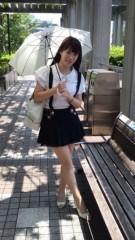 吉田麻梨紗 公式ブログ/日傘似合う??? 画像2