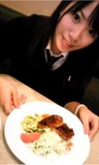 吉田麻梨紗 公式ブログ/美味しいなぁ(⌒〜⌒) 画像1