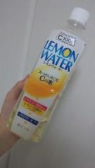 吉田麻梨紗 公式ブログ/水分補給!!! 画像2