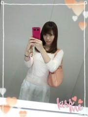 吉田麻梨紗 公式ブログ/大学で(^^*) 画像1