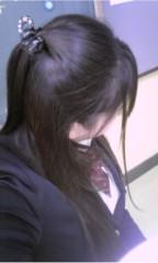 吉田麻梨紗 公式ブログ/今日の髪型(^ω^) 画像1
