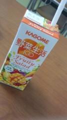吉田麻梨紗 公式ブログ/朝ご飯(^^) 画像1