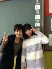 吉田麻梨紗 公式ブログ/『 とくダネ! 』 画像1