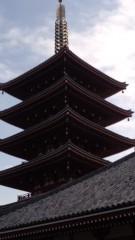 吉田麻梨紗 公式ブログ/浅草の旅 � 画像2