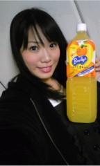 吉田麻梨紗 公式ブログ/バヤリース☆オレンジ 画像1