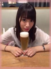 吉田麻梨紗 公式ブログ/ちょっと一杯(ノ∀`*) 画像1