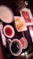吉田麻梨紗 公式ブログ/美味しかった(≧ω≦) 画像1