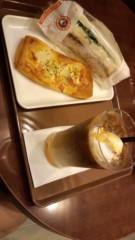 吉田麻梨紗 公式ブログ/サンマルクカフェ 画像1