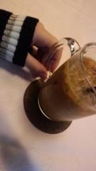 吉田麻梨紗 公式ブログ/アイスコーヒー 画像1