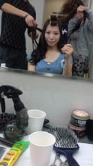 吉田麻梨紗 公式ブログ/雑誌撮影 画像1
