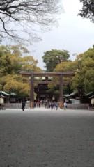 吉田麻梨紗 公式ブログ/明治神宮 画像2