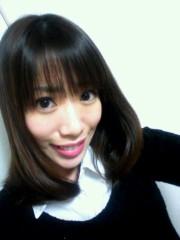 吉田麻梨紗 公式ブログ/ちょこっとキりましたヾ(≧∇≦) 画像1