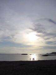 岡田はるこ 公式ブログ/海&ココ♪ 画像3