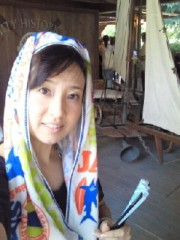 岡田はるこ 公式ブログ/暑い… 画像1