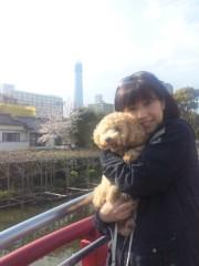 岡田はるこ 公式ブログ/亀戸天神とスカイツリー♪ 画像1