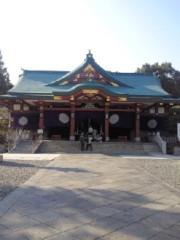 岡田はるこ 公式ブログ/仕事、神社そしてランチ♪ 画像2