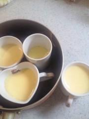岡田はるこ 公式ブログ/茶碗蒸しとプリン… 画像1