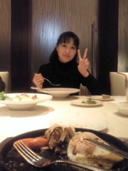 岡田はるこ 公式ブログ/ディナー☆ 画像1