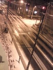岡田はるこ 公式ブログ/雪が… 画像1
