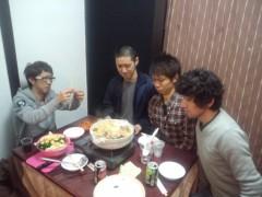新城長秀(ペンタゴン) 公式ブログ/五軍メンで鍋パーティー♪ 画像3