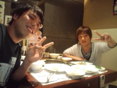 新城長秀(ペンタゴン) 公式ブログ/4年ぶりの再会♪ 画像1