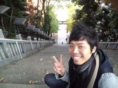 新城長秀(ペンタゴン) 公式ブログ/神社巡り 画像2