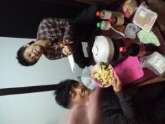 新城長秀(ペンタゴン) 公式ブログ/五軍メンで鍋パーティー♪ 画像1