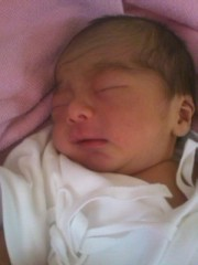 新城長秀(ペンタゴン) 公式ブログ/姉貴の赤ちゃん 画像1