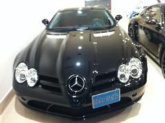 つばさ 公式ブログ/SLR マクラーレン! 画像1