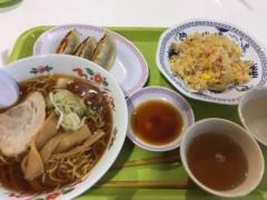 つばさ 公式ブログ/懐かしの学食(^◇^;) 画像2