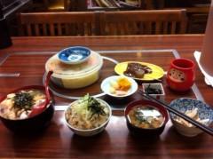 つばさ 公式ブログ/深川めし&深川丼(*^◯^*) 画像2