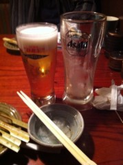 つばさ 公式ブログ/男子会(笑)は、福沢諭吉(^^;; 画像2