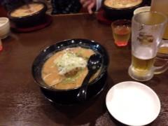 つばさ 公式ブログ/20禁 酒粕味噌ラーメン♪ 画像3