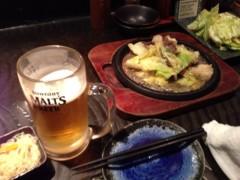 つばさ 公式ブログ/友人との飲み会f^_^;) 画像1