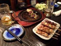 つばさ 公式ブログ/友人との飲み会f^_^;) 画像2
