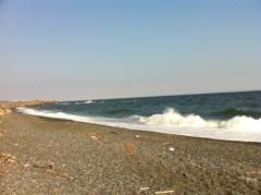 つばさ 公式ブログ/遠くの海〜目の前に海^0^ 画像2