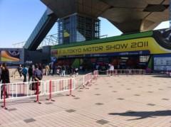 つばさ 公式ブログ/東京モーターショー 2011 画像1