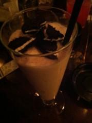 つばさ 公式ブログ/クッキー&クリームのお酒(^_−)−☆ 画像1