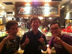 つばさ 公式ブログ/イケメンのウソップさんとスリーショット♪ 画像3
