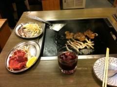 つばさ 公式ブログ/月島で、もんじゃ食べて来ました(#^.^#) 画像2