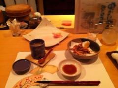 つばさ 公式ブログ/なでしこ寿司さんへ♪ 画像2