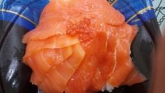 つばさ 公式ブログ/三種の丼♪ 画像2