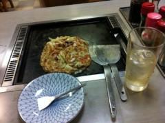 つばさ 公式ブログ/月島で、もんじゃ食べて来ました(#^.^#) 画像3