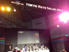 つばさ 公式ブログ/TOKYO AUTOSALON 2013 画像1