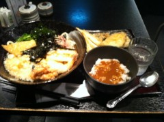 つばさ 公式ブログ/\850でうどん食べ放題!!! 画像2
