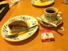 つばさ 公式ブログ/生チョコケーキ\(^o^)/ 画像1