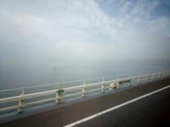 つばさ 公式ブログ/海を跨いで^^; 画像1