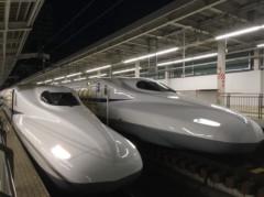 つばさ 公式ブログ/新幹線の移動中が唯一の睡眠(・_・; 画像2