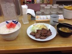 """つばさ 公式ブログ/""""食べる事は生きる事"""" 画像3"""