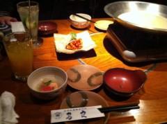 つばさ 公式ブログ/お食事会♪ 画像1